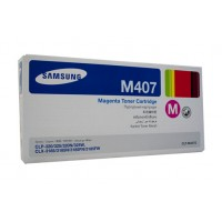 Samsung CLTM407S Magenta Toner - 1,000 pages