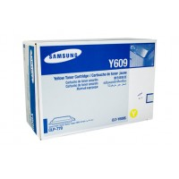 Samsung CLTY609L Yellow Toner Cartridge - 7,000 pages
