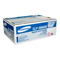 Samsung CLPM660B  Magenta Toner Cartridge - 5,000 pages