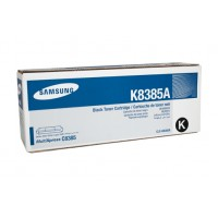 Samsung CLXK8385A Black Toner Cartridge - 15,000 pages