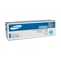 Samsung CLXC8385A Cyan Toner Cartridge - 15,000 pages